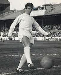 Johnny Giles Playing Football