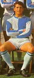 Andy McEvoy of Blackburn Rovers
