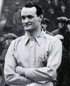 Patrick O'Connell in his playing days