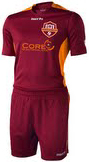 Donnycarney FC football kit