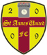 St Annes UnitedFootball Club Crest