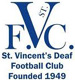 St Vincents Deaf Football Club Crest