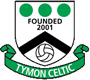 Tymon Celtic Football Club Crest